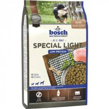 BOSCH DOG SPECIAL LIGHT LOW PROTEIN 2.5kg