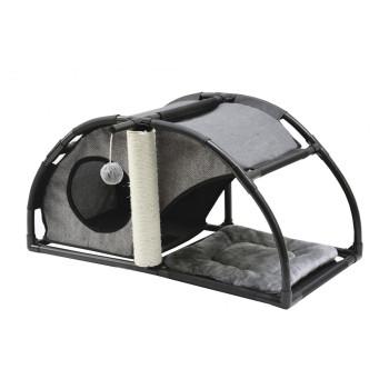 CAT ACTIVITY HOUSE PARKOUR SM 78*40*40cm