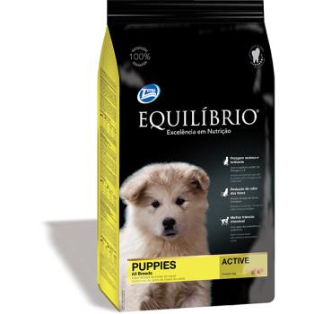 EQUILIBRIO DOG PUPPY MEDIUM 2kg