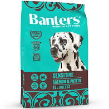 BANTERS SENSITIVE SALMON & POTATO 3kg
