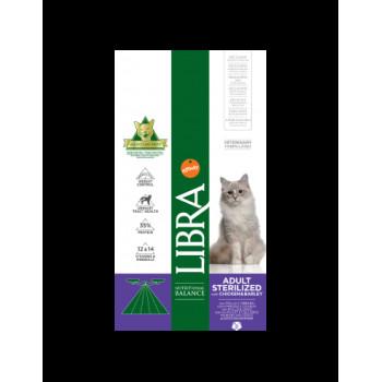 LIBRA CAT STERILIZED ΚΟΤΟΠΟΥΛΟ 10kg