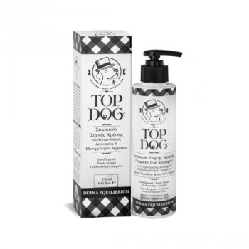 TOP DOG ΣΑΜΠΟΥΑΝ DERMA EQUILIBRIUM 250ml
