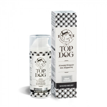 TOP DOG WOUND RELIEF ΚΡΕΜΑ 50ml