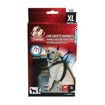CAR SAFETY HARNESS XL 70-94cm*25mm FLAMINGO