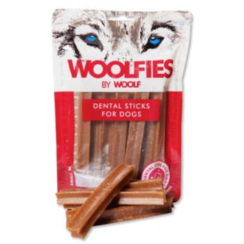 WOOLFIES DENTAL STICKS SMALL 200gr