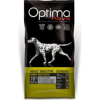 OPTIMA NOVA DOG ADULT RABBIT & POTATO 12kg
