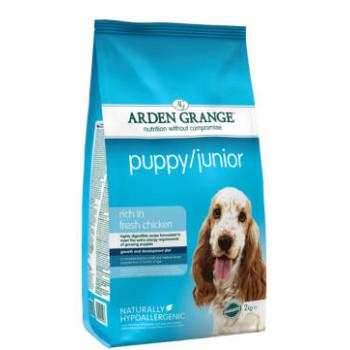 ARDEN GRANGE DOG PUPPY JUNIOR 2kg