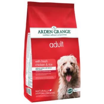 ARDEN GRANGE DOG ADULT CHICKEN & RICE 2kg