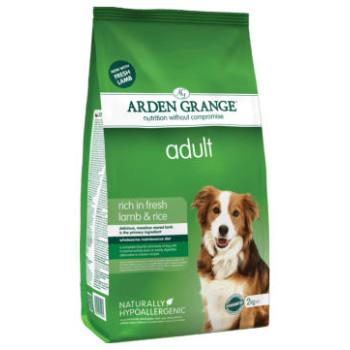 ARDEN GRANGE DOG ADULT LAMB & RICE 2kg
