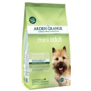 ARDEN GRANGE DOG ADULT MINI LAMB & RICE 2kg