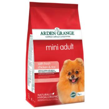 ARDEN GRANGE DOG ADULT MINI CHICKEN & RICE 2kg
