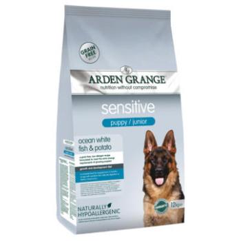 ARDEN GRANGE DOG PUPPY SENSITIVE 12kg