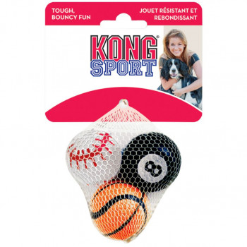 KONG SPORT BALLS SM (3τμχ)