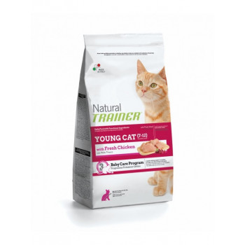 NATURAL TRAINER YOUNG CAT 300gr