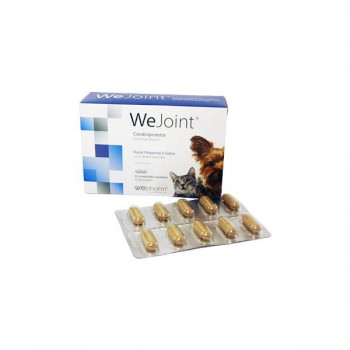 WEJOINT SMALL DOGS AND CATS 30tabs