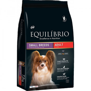 EQUILIBRIO DOG ADULT SMALL 2kg
