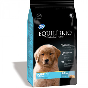 EQUILIBRIO DOG PUPPY LARGE 2kg