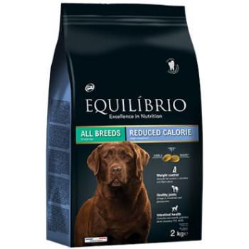 EQUILIBRIO DOG REDUCED CALORIES 2kg