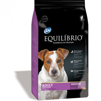 EQUILIBRIO DOG ADULT SMALL 7.5kg