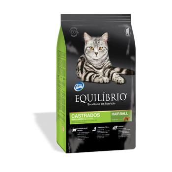EQUILIBRIO CAT CASTRATED 7.5kg