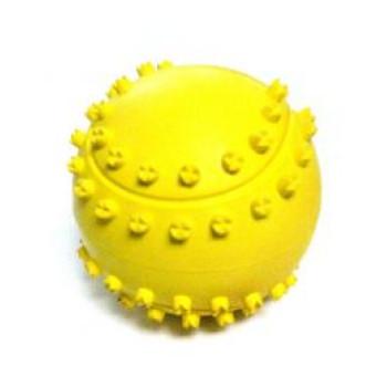 SQUEAKE RUBBER BALL 5.5cm ΑΝΑΓΛΥΦΗ PET CAMELOT