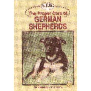 GERMAN SHEPHERD PROPER CARE