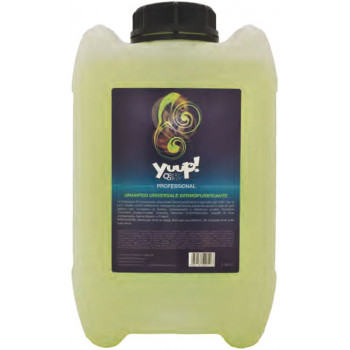 YUUP! PURIFYING SHAMPOO FOR ALL TYPE  10 lt