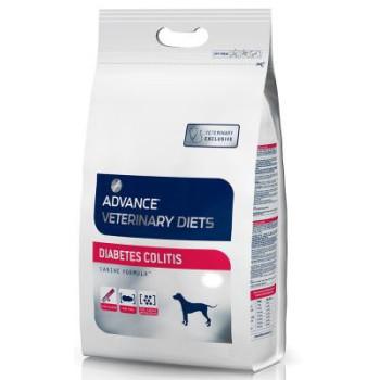ADVANCE VET DOG DIABETES COLITIS 12kg