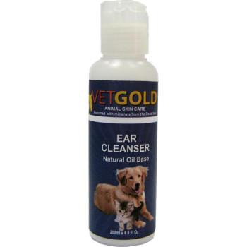 EAR CLEANSER NATURAL OIL BASE 100ml