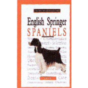 ENGLISH SPRINGER SP.NEW OWNER
