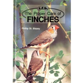 FINCHES, THE PROPER CARE