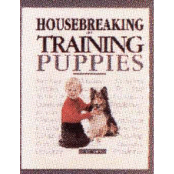 PUPPIES, HOUSBREAKING & TRAINING
