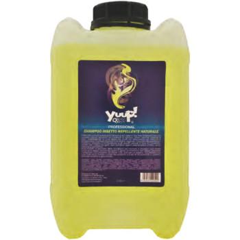 YUUP! FLEA & TICK NATURAL REPELLENT SHAMP  5lt